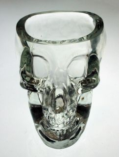 Pieces Skull Whiskey Shot Glass Crystal Head Vodka Shot Glass 50ml