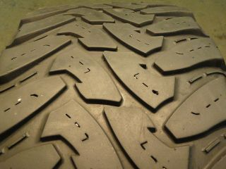 One Toyo Open Country M T 33 12 50 18 Tire 36201