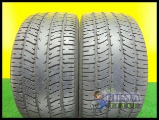 Goodyear Eagle VR50 255 50VR16 Used Tires 87 Life Free M B 30 Days