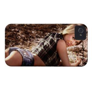 Daisy Dukes iPhone 4 Case