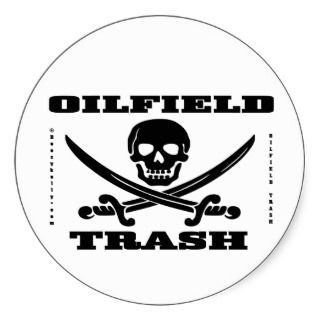 Oil Field Hard Hat Sticker,Skull And Crossbones