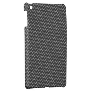 Carbon Fiber 1 iPad Mini Case