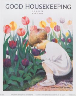 Good Housekeeping, April 1919 Print by Jessie Willcox Smith