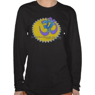 The Om Aum Symbol Paramahansa Yogananda Quote T Shirt