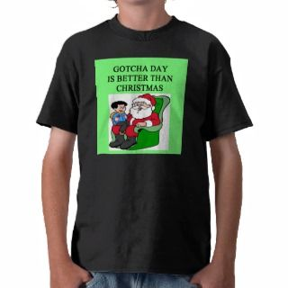gotcha day adoption christmas idea shirt
