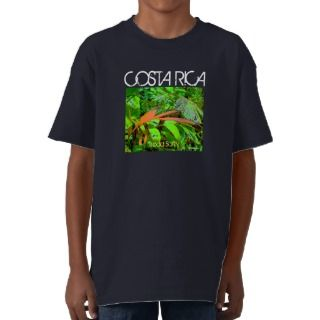 COSTA RICA, Tread Softly T Shirt