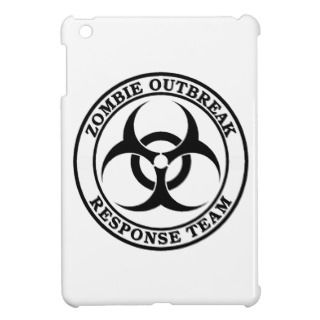 Zombie Outbreak Response Team (Biohazard) Case For The iPad Mini
