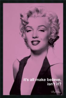 Marilyn Monroe Framed Fine Art Print