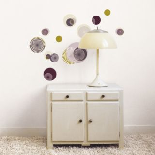 Hyoushi Optical Illusion Wall Decal