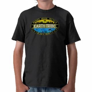 Earth Tribe T shirt