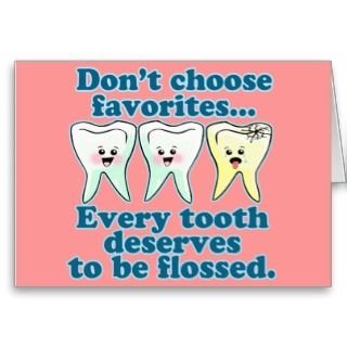 Funny Dentist Greeting Card