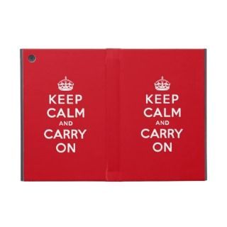 Keep Calm iPad Mini Cases, Keep Calm iPad Mini Covers