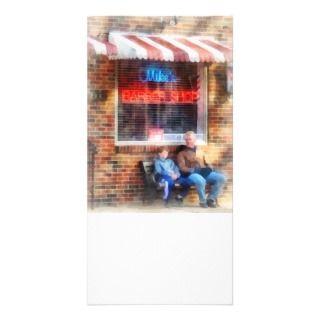 Hair Stylist Photo Cards, Hair Stylist Photo Card Templates