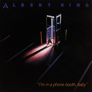 Albert King   Im in a Phone Booth Baby Wall Decal