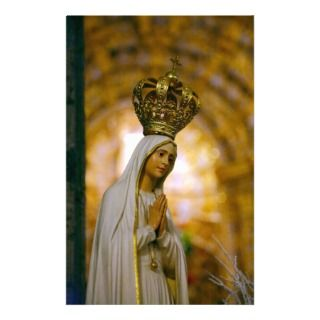 Our Lady of Fatima Stationery