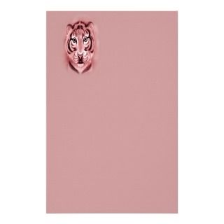 Baby Tiger Cub* portrait Design Customized Stationery