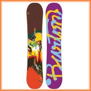 Burton Lip Stick Snowboard ICS Lipstick Flat Top (145cm) 2013