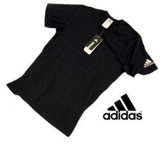 Adidas 11763 ESL T Shirt T Shirt Sport Hemd Schwarz Sporthemd