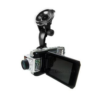 F900LHD Car DVR Camera 1080p Audio/ Voice Recorder 120 View Angle