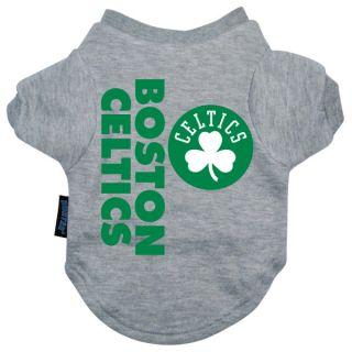 Boston Celtics Pet T Shirt   Team Shop   Dog