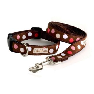 Lola & Foxy Nylon Dog Collars   Raspberry Truffle   Collars   Collars, Harnesses & Leashes