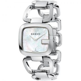 Gucci Uhr Damenuhr G Gucci YA125404 neu original 11/12