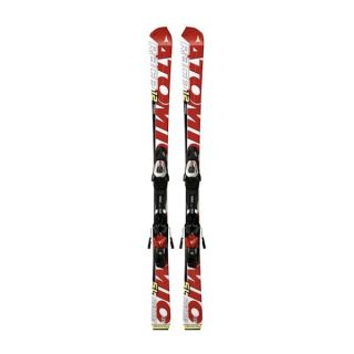 Atomic Race Carver Ski Set Junior Race SL 12 + Bindung
