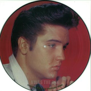 Elvis Presley   I Was The One (Ltd Picture Disc 12 LP)