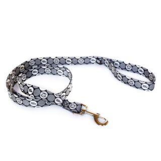 26 Bars & a Band Paul Frank Julius Mod Dots Dog Leash   Leashes Nylon   Collars, Harnesses & Leashes
