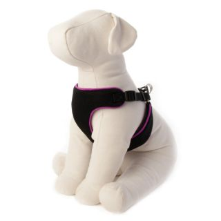 Top Paw™ Black Mesh Dog Harness   Harnesses   Collars, Harnesses & Leashes
