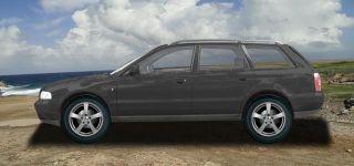 AUDI A4/S4/RS4 Avant 16 Zoll DEZENT RE 7,5J x 16 ET45 5/112