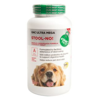 GNC Pets® Ultra Mega STOOL NO   Sale   Dog