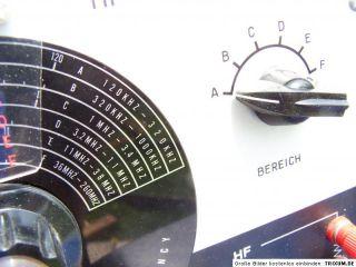 HF Prüfgenerator Modell TE   20