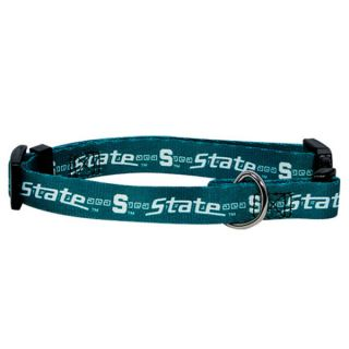 Michigan State Spartans Pet Collar   Team Shop   Dog