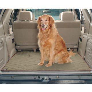 Solvit Personalized Deluxe Quilted SUV Cargo Liner   Summer PETssentials   Dog