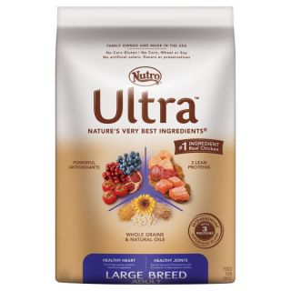 Nutro Ultra Large Breed Adult Dog Food   New Puppy Center   Dog