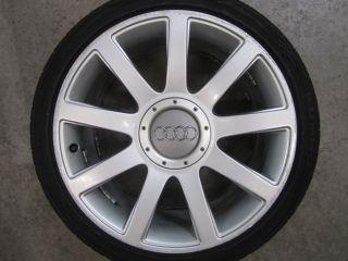 Original Audi S6 4B 18 Zoll ALUFELGEN S Line Felgen
