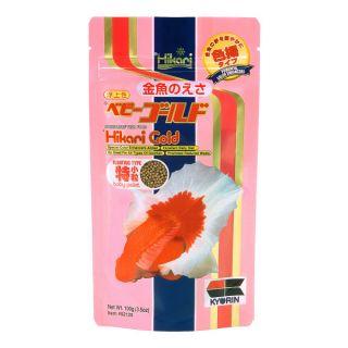 Hikari Goldfish Gold Baby Pellet   Goldfish Food   Fish Food