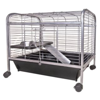 All living things rabbit guinea pig ferret rat cage for Critter ware living room series