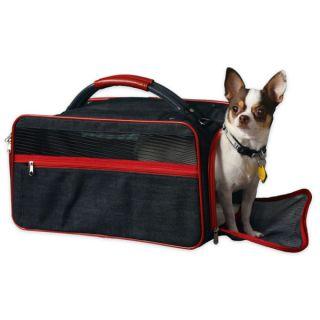 Bark N Bag Denim Classic Carrier Collection   Summer PETssentials   Dog
