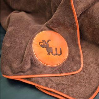 Waghearted Big Dog Fleece Blanket for Pets   Beds   Dog