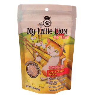 My Little Lion Chicken Cat Treats   Treats   Cat