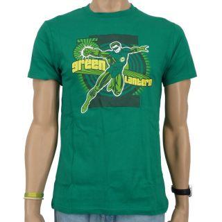 Green Lantern   First Flight T Shirt, green