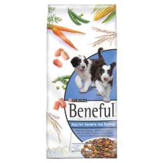 Purina® Beneful® Healthy Growth Puppy Food   New Puppy Center   Dog