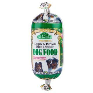 Pet Botanics Lamb Dog Food Rolls   Treats & Rawhide   Dog