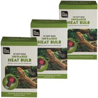 Infrared Heat Lamp � All Living Things Infrared Heat Bulbs