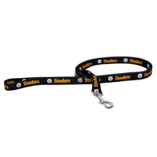 Pittsburgh Steelers Pet Lead   Team Shop   Dog