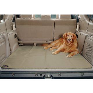 Solvit Personalized Waterproof SUV Cargo Liner   Summer PETssentials   Dog