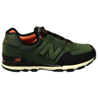 New Balance Premium Sneaker ML581AT Green/Orange