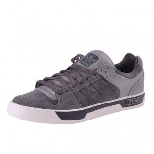 Adidas Ledge Low ST Schuhe Sneaker grey grau G51309